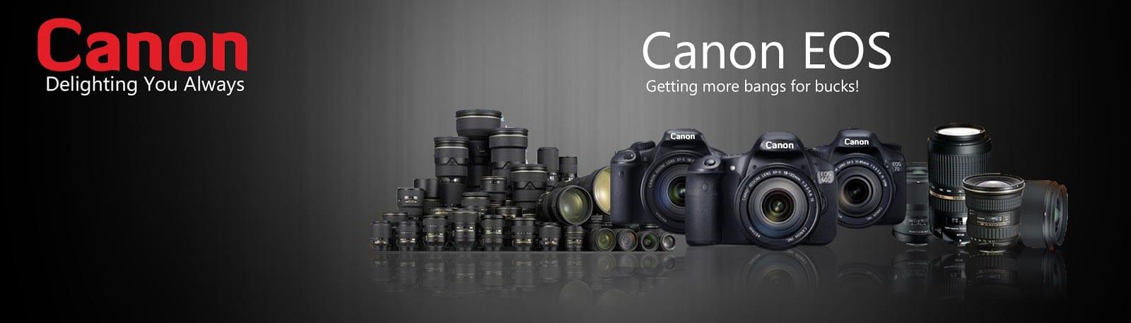 Canon相機免卡分期