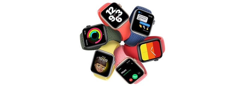 apple watch SE 分期